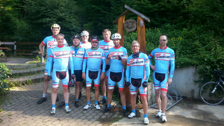 Sommertour des RSC Wadersloh