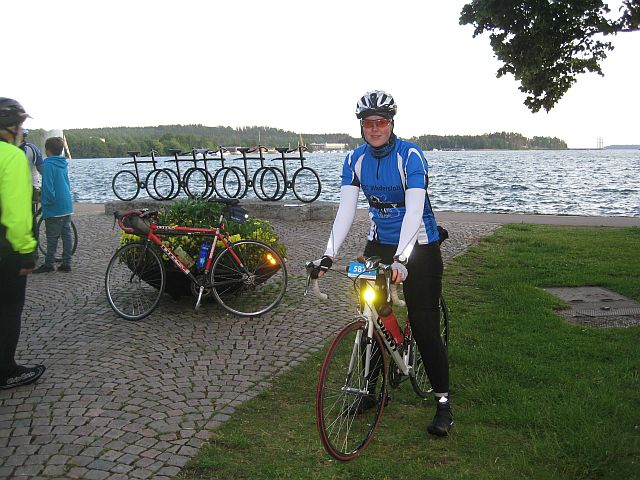 Vätternrundan, Schweden 17./18. Juni  2011 von Anette Neu