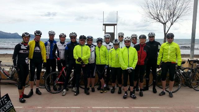 Mallorca Radtraining März 2015