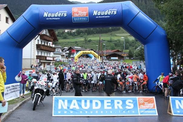 Dreiländergiro Nauders der Radsportklassiker im Dreiländereck