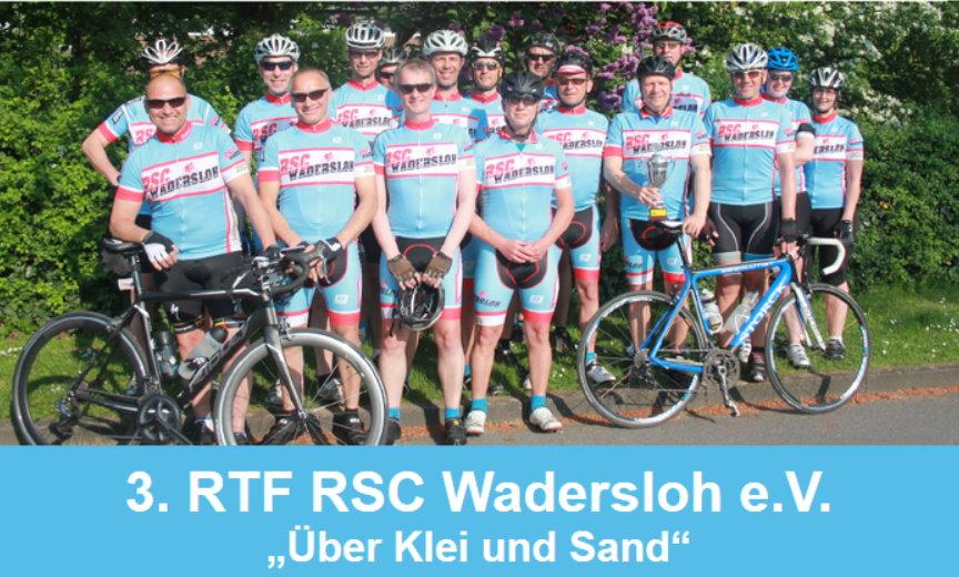 """RTF 2019 """"Über Klei und Sand"""" – 07.04.2019"""