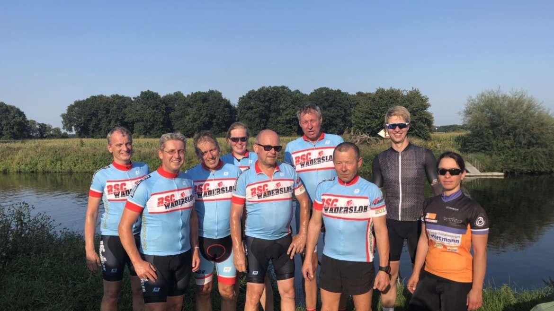Sommertour Radsportclub Wadersloh